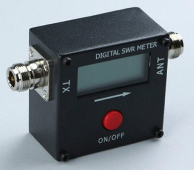 Digital VHF UHF Power and SWR Meter RED-DOT 1050A 100 to