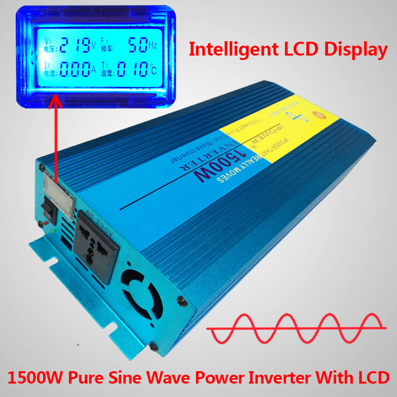 1500W Inverter