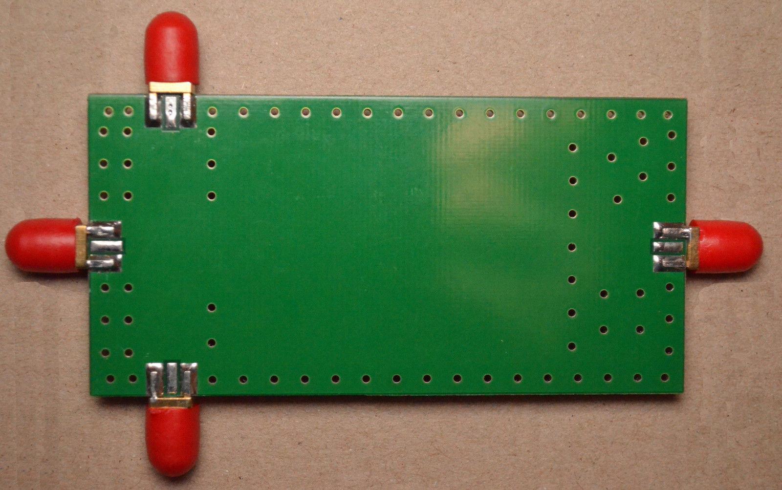 RF bridge 0 5-3000 MHz, VNA Return Loss VSWR SWR reflection