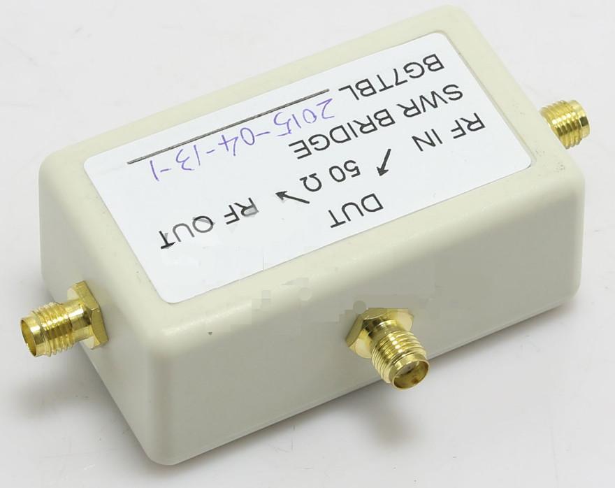 RF Bridge and 6dB to 40dB Attenuator 1MHz ~ 500MHz, VNA