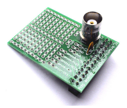 WSPR,FM, and RF signal generator for Raspberry Pi - Breakout